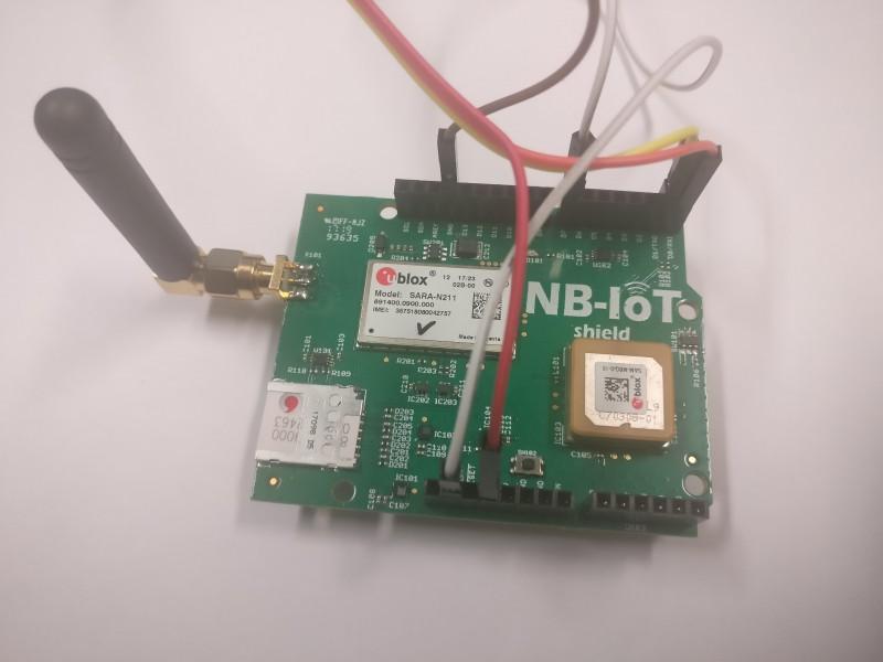 NBIOT-ublox