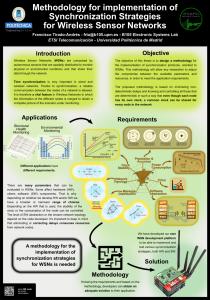 180216 Methodology for implementation of Synchronizatoin WSN